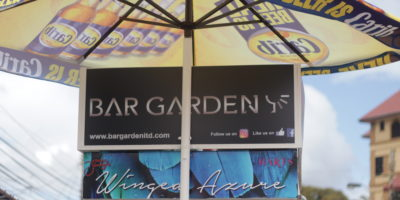 Bar garden about us photo